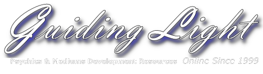 Guiding Light Psychics & Mediums Development Resources